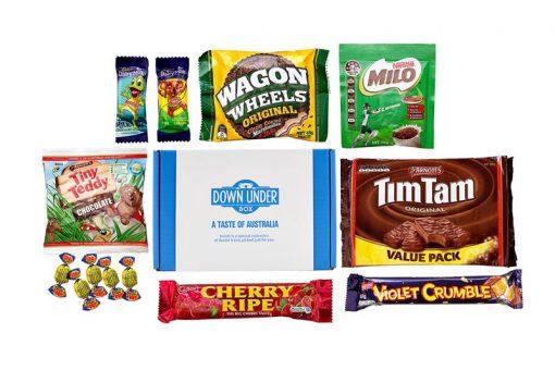 Aussie Chocolate Lovers Box