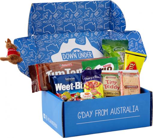 Aussie Classics Box