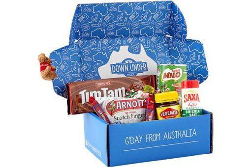 Aussie Pantry Box